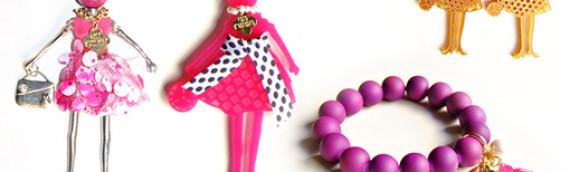 Ювелирные тренды 2014: Фиолетовый цвет