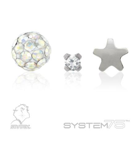 Studex System 75 - моделі з хірургічної сталі
