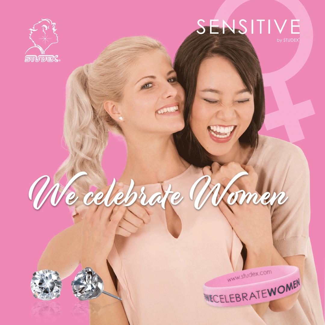 Мы чествуем женщин